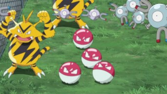 Pokémon Viajes Capítulo 40