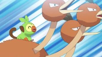 Temporada 24 Anime Pokémon Viajes Maestros
