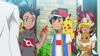 Capítulo 62 Pokémon Viajes
