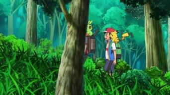 Capítulo 64 Viajes Pokémon