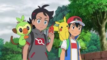 Anime Pokémon Viajes Maestros 73