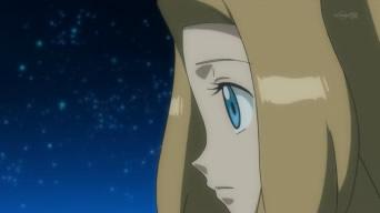 serena is depressed