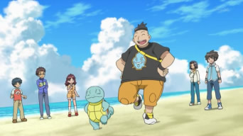 tierno and squirtle dance