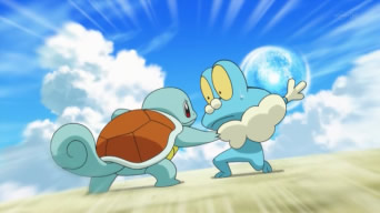 squirtle tags froakie