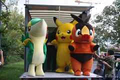 Pikachu & Co. zeigen sich nochmal.