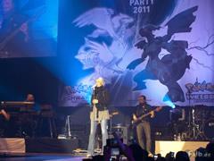 Live-Auftritt von Sarah Connor