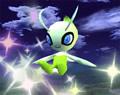 Bild: Celebi in Super Smash Bros. Brawl