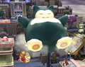 Bild: Relaxo in Super Smash Bros. Brawl
