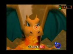 Bild: Screenshot vom deutschen Pokémon snap auf der Virtual Console