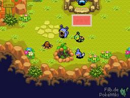 Bild: Japanischer Screenshot aus FND2/PMD2
