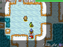 Bild: Screenshot der Mission