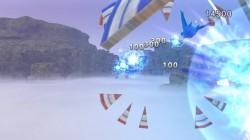"""Latios in der Attraktion """"Bohmander no Super Sky Race"""""""