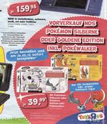 """Werbung für Vorverkaufsboxen in Prospekt von Toys""""R""""Us"""