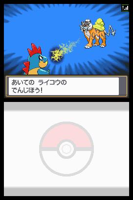 Screenshot von Raikou