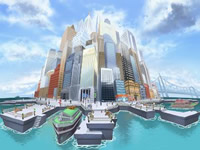 Artwork von Hiun City