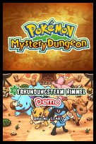 "Eine Demoversion von ""Pokémon Mystery Dungeon: Erkundungsteam Himmel"""