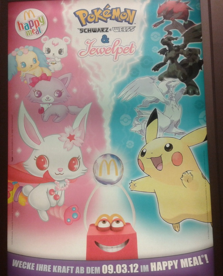 Pokémon Bei Mcdonalds Ab 9 März Filbde News Filbboard