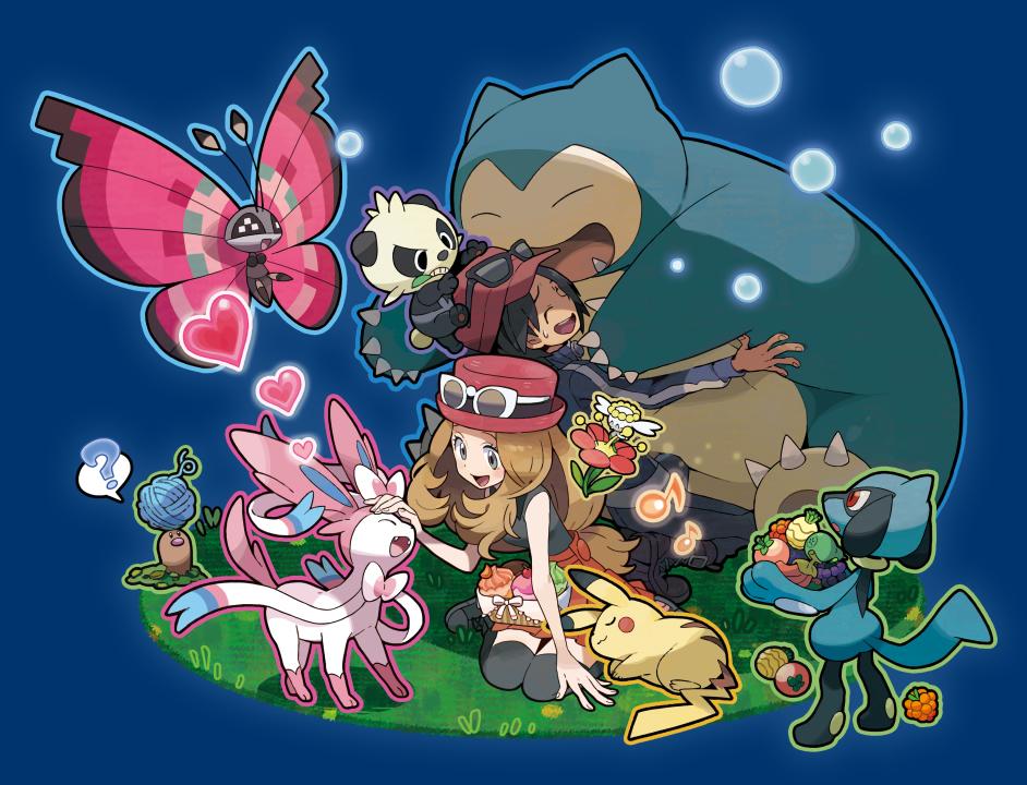Weitere Neue Details Zu Pokemon X Und Pokemon Y Filb De News