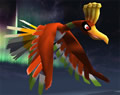 Bild: Ho-Oh in Super Smash Bros. Brawl