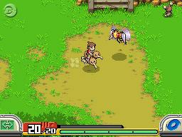 Bild: Screenshot aus Pokémon Ranger Batonāji (1)