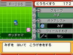 Bild: Screenshot aus Pok?mon Ranger 2
