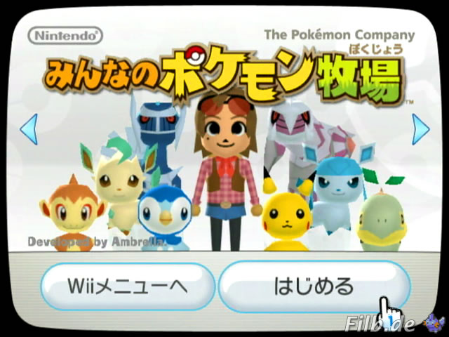 das neuste pokemon spiel