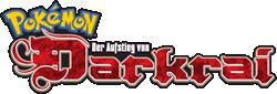 """Bild: Logo """"Pokémon: Der Aufstieg von Darkrai"""""""