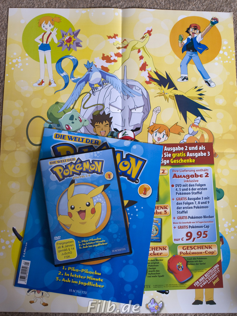 Pokemon Erste Staffel