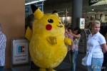 Ein großes Pikachu vor McDonald's (Foto von knuspermagier)