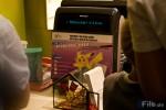 Hinweis auf Pikachu und die Nintendo Zone an der Kasse (Foto von knuspermagier)